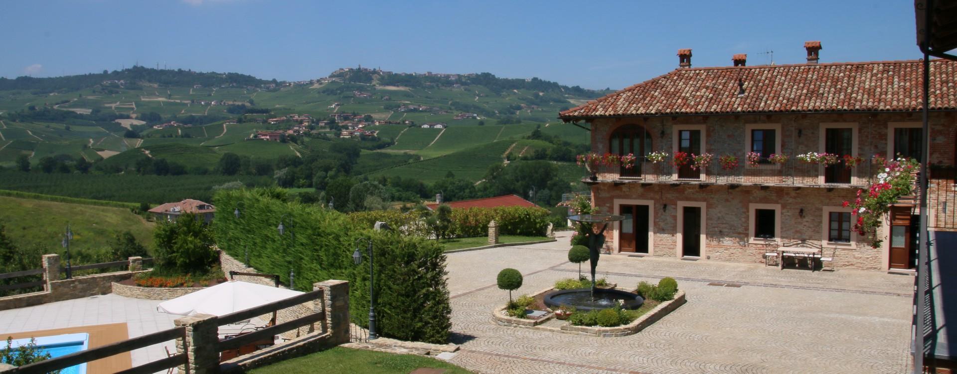 Barolo view